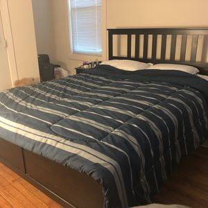 IKEA Queen bed frame for Sale in Washington, DC