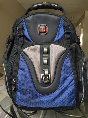 "SwissGear Maxxum Blue Backpack (fits 16"" laptop) for Sale in Carpinteria, CA"