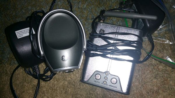 GE Wireless Video camera new