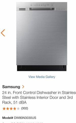 New Samsung dishwasher for Sale in Oakland, CA