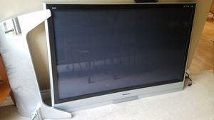 "60"" Panasonic plasma TV for Sale in Fall City, WA"