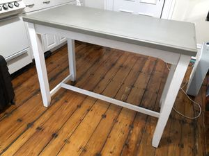 Counter height bar/ island table for Sale in Boston, MA