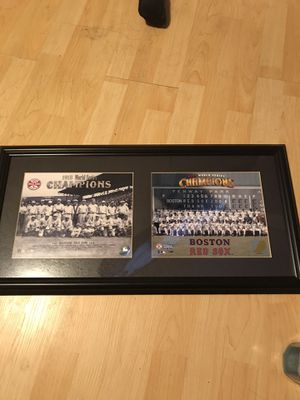 1918 2004 World Series champions photo for Sale in Woonsocket, RI