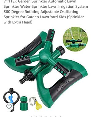 Lawn sprinkler for Sale in Wausau, WI