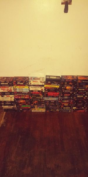 VHS Movies for Sale in Wichita, KS
