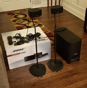 Bose Cinemare Series II (Great Condition) for Sale in Atlanta, GA
