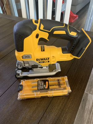 Dewalt Jig Saw for Sale in Phoenix, AZ