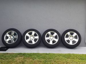 20 in GMC or Chevy Rims for Sale in Deltona, FL