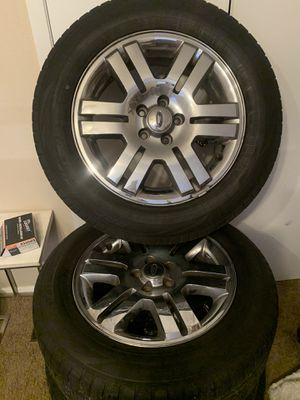 Ford Explorer 2010 rims for Sale in Houston, TX