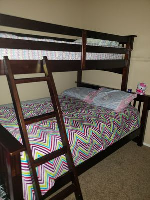 Rc Willey Twin over / Queen Bunk Bed for Sale in Henderson, NV
