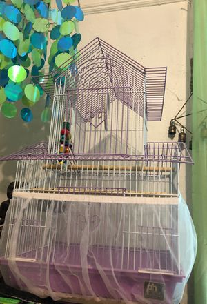 Parakeet cage for Sale in New York, NY