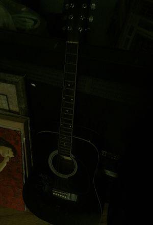 Guitar and case for Sale in Miami, FL