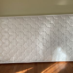 Barely Used Twin Mattress Including Mattress Cover for Sale in Germantown, MD