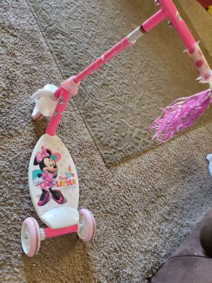 Girls mini mouse scotty for Sale in Baltimore, MD