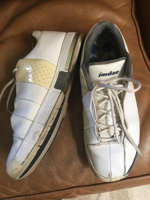 Men's Jordan CP3 brand tennis shoes size 11 1/2 for Sale in Fresno, CA