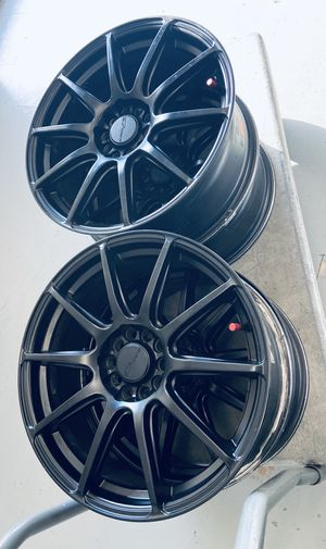 "18"" wheels (4) Sale for Sale in Silver Spring, MD"