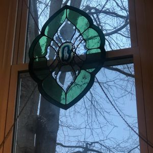 Stained Glass Window Antique for Sale in Washington, DC
