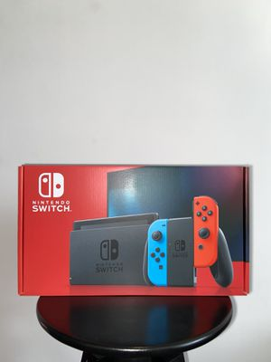 Nintendo Switch Neon Blue/Red Joycons for Sale in Delray Beach, FL