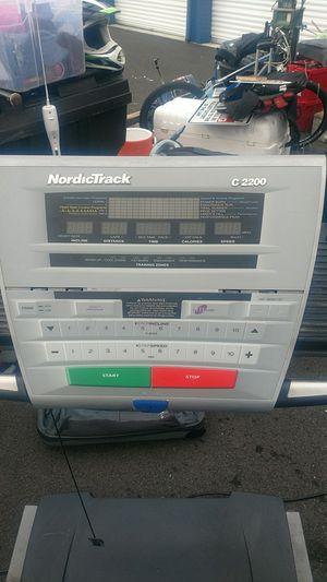 NordicTrack c2200. Treadmill for Sale in Spokane, WA