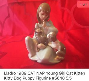 Lladro vintage Figurine for Sale in Merritt Island, FL