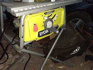 Ryobi table saw for Sale in Baltimore, MD