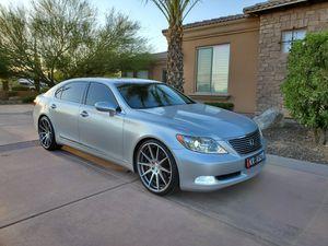 Lexus Ls460L flagship luxury car. Ls 460 L for Sale in Mesa, AZ