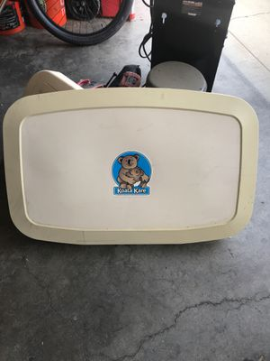 Baby Changing Table for Sale in Riverside, CA