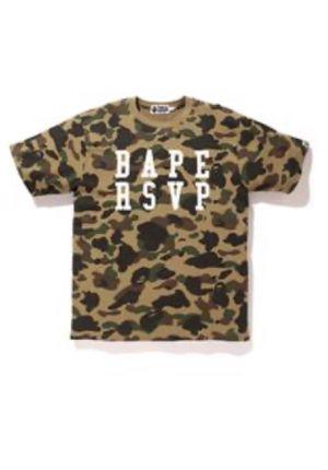 BAPE RSVP Chicago t shirt *RARE* Size L for Sale in Aurora, CO