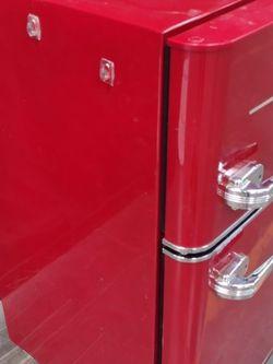 Magic Chef Retro Two Doors Mini Fridge for Sale in San Diego,  CA