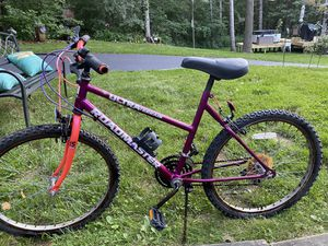 Mountain bike 24 inch for Sale in Eau Claire, WI