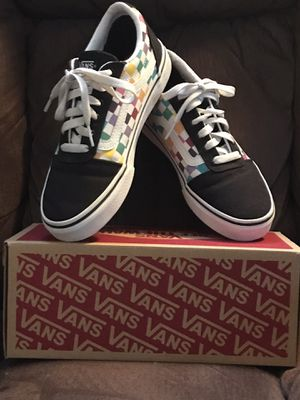 Like New! Youth Vans - Size 3 for Sale in West Chicago, IL