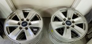 Ford stock rims 17 for Sale in Phoenix, AZ