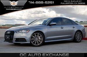 2016 Audi A6 for Sale in Fullerton, CA