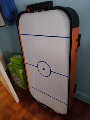 Air hockey table 40.00 bucks... for Sale in New York, NY