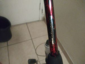 SHAKESPEARE FISHING ROD WITH REEL for Sale in Downey, CA