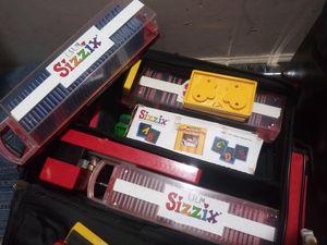 Sizzix cutter for Sale in Ionia, MI