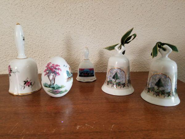porcelain bells
