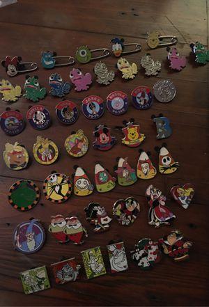 Disney pin bundle! for Sale in Warren, NJ