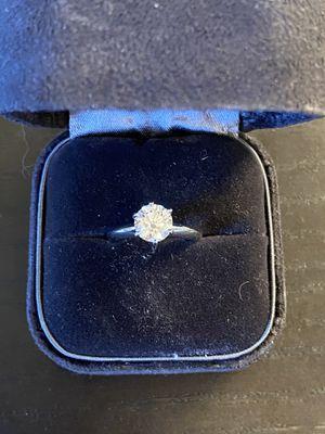Brand New Tiffany Diamond Ring Original $17800 for Sale in Seattle, WA