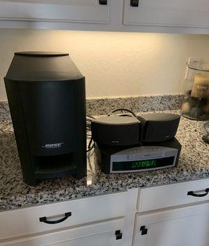 Bose AV3-2-1 Media system for Sale in Peoria, AZ