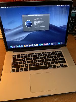 "MacBook Pro 15"" Retina i7/16/256gb ssd for Sale in Syracuse, NY"
