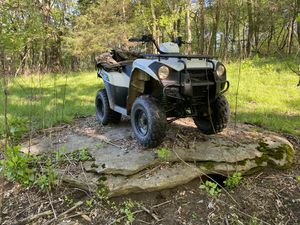 2018 Kawasaki brute force 300 with rear bags and seats and speed control for Sale in Culleoka, TN