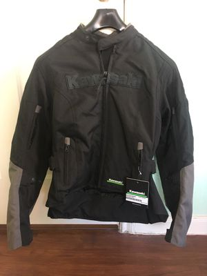 Kawasaki Motorcycle Jacket with Removable Armor. 2018. Brand New. for Sale in Austin, TX