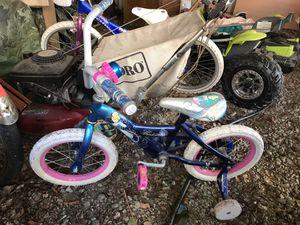 14inch wheel girls bike for Sale in Seattle, WA