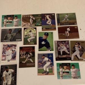 15 Card Béisbol Derek Jeter for Sale in New Haven, CT