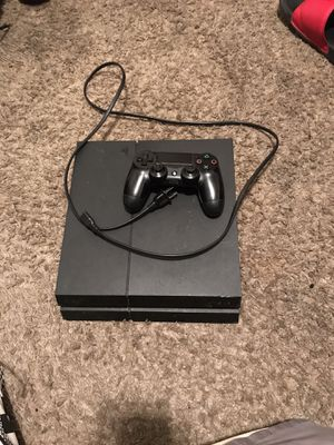 Ps4 with controller no games for Sale in Atlanta, GA