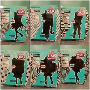LOL Surprise O.M.G. Dolls for Sale in Detroit, MI