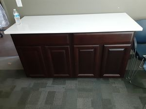 Wood Credenza for Sale in Phoenix, AZ
