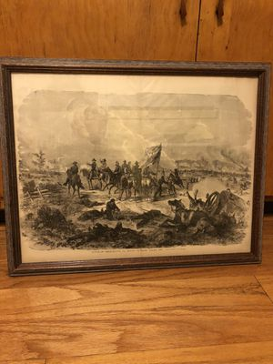 Old printing frame for Sale in Chicago, IL