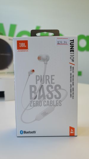 JBL pure bass zero cables for Sale in Weston, WI